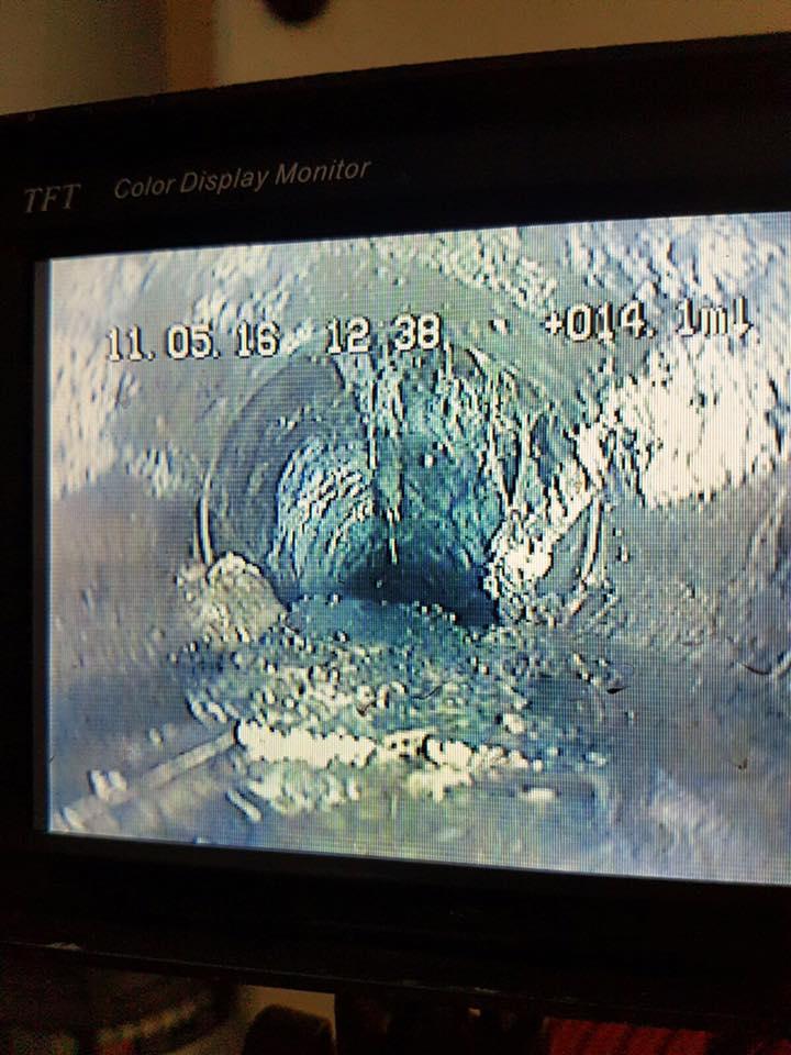 Früherkennung von Absätze und Verstopfungen in Rohrleitungen